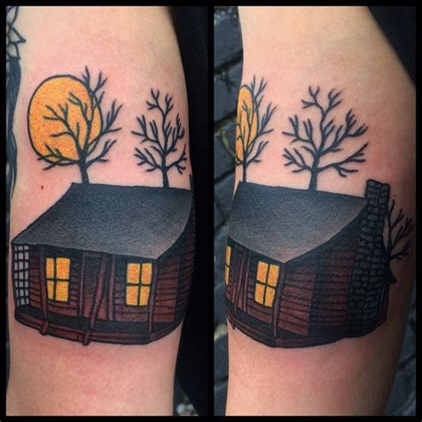 evil dead tattoo evil dead cabin best ideas gallery