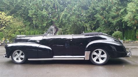 1948 Classic Chevy Convertible For Sale