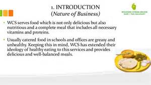 free business plan template catering company catering business plan template writersgroup749 web fc2