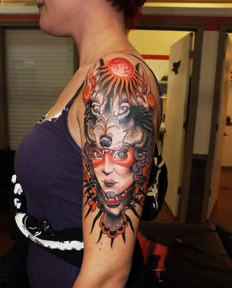 illustrative tattoo gorgeous illustrative tattoos scene360