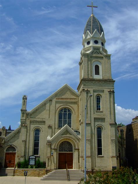 st s catholic church wisconsin