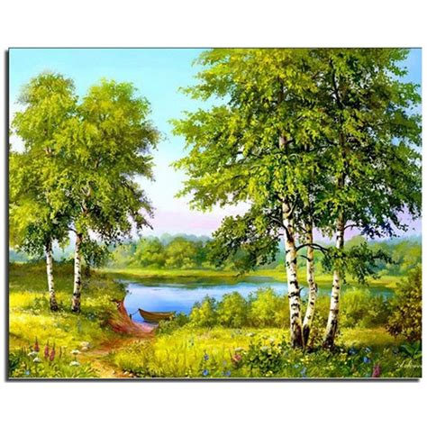 Aliexpress Com Buy Diamond Embroidery Craft Scenery online buy wholesale drawing 3d pictures from china