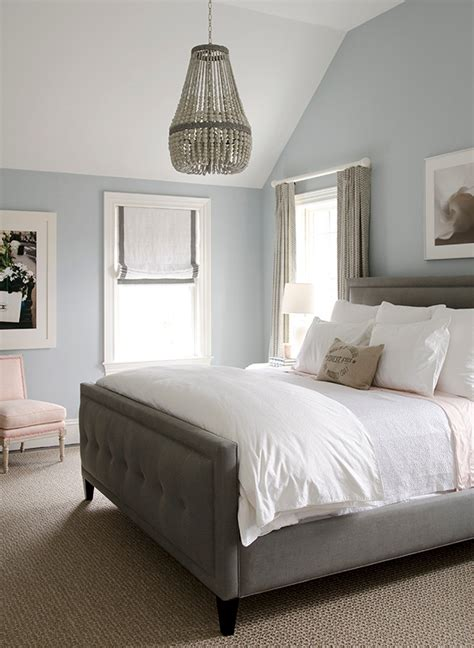 blue gray bedroom popular bedroom paint colors
