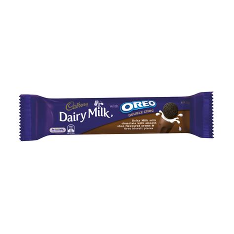 Cadbury 5 45g cadbury 45g dairy milk with oreo choc kmart