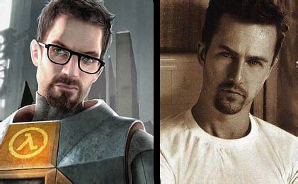 bryan cranston gordon freeman actor actresses that look like game characters general