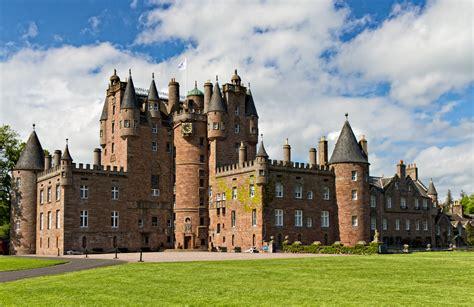 glamis castle  scots magazine