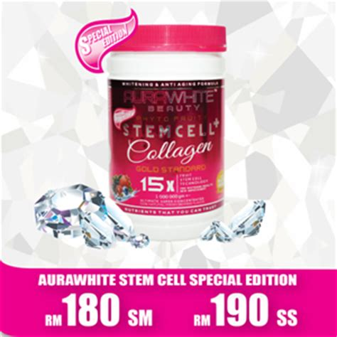 Collagen Stemcell aurawhite stemcell collagen shoppingdjari2u