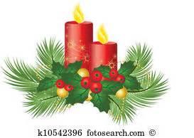 clipart natalizi weihnachtskerzen stock photo bilder 57 282
