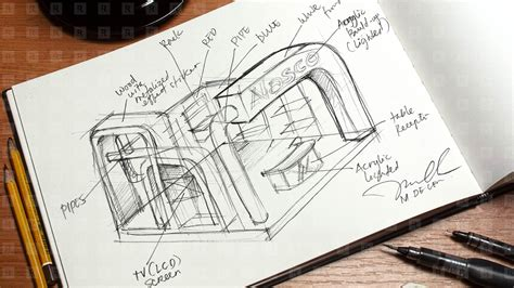 booth design sketch alasco booth design and event avp republik brand