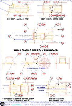 horse  buggy plans images   horse