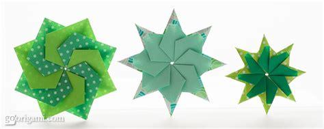 Modular Origami Patterns - origami paper dotted pattern jong ie nara korea go