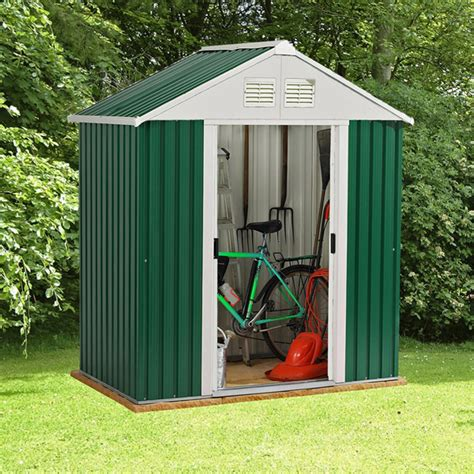 Barn Style Shed Outdoor Storage Units Outdoortheme Com