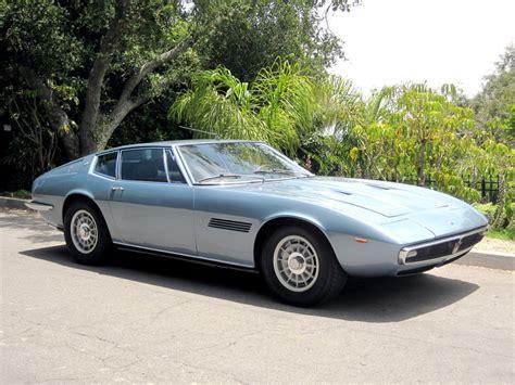 1969 Maserati Ghibli by 1969 Maserati Ghibli 4 7 Elegance