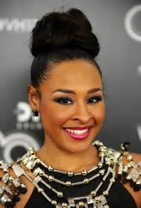 hair buns for american african american updo hairstyles latest african american