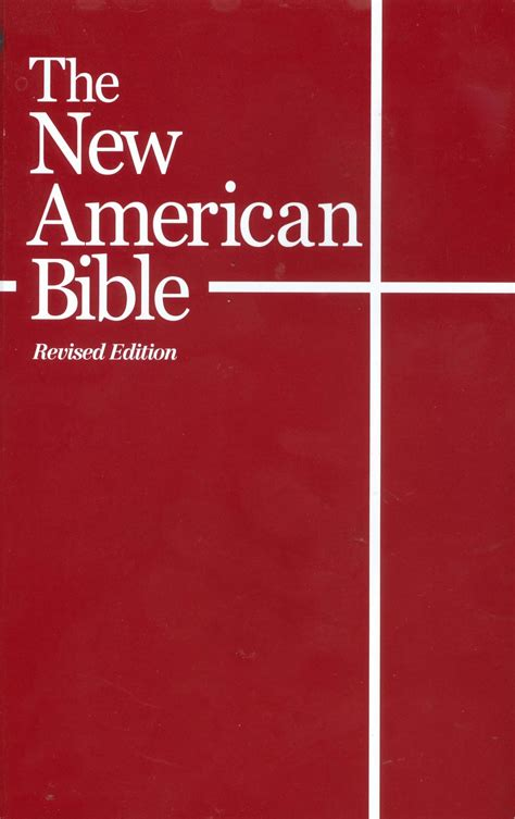Wedding At Cana New American Bible by The New American Bible Revised Edition Nabre From World