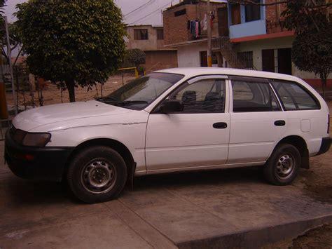 toyota corolla station wagon 2001 toyota corolla wagon 2001 gnv
