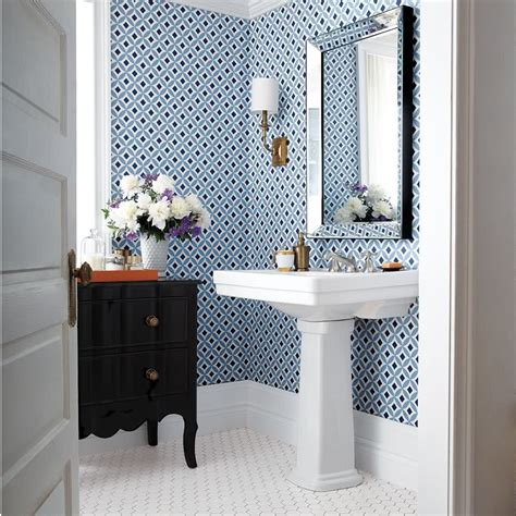decoracion de paredes del bano vinilos papel  azulejos
