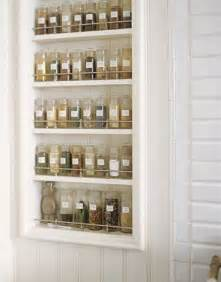 built in spice rack craftionary