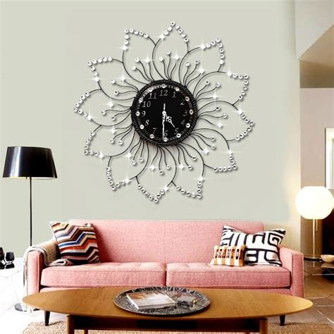 clocks home decor clocks wall clocks home decor the flowers of european