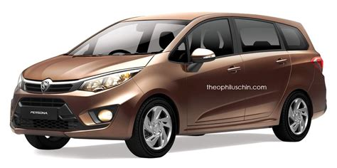 new proton persona proton persona wagon rendered by theophilus chin