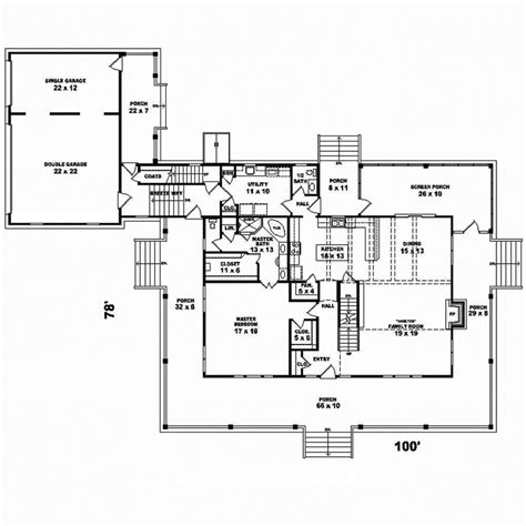 floor plans for lake homes daytor rustic lake home plan 087d 1679 house plans and more