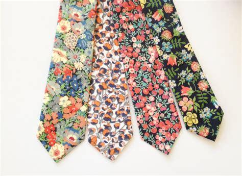 Floral Print Tie floral print tie s floral tie flower print tie