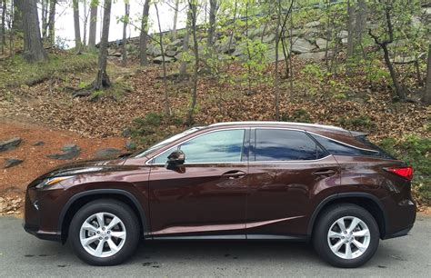 lexus rx 350 comfort package review 2016 lexus rx 350 edgy styling luxurious
