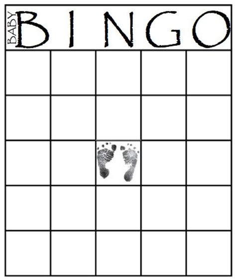 baby shower bingo cards template best 20 baby shower bingo ideas on