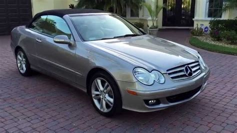 sold 2006 mercedes clk350 convertible for sale by