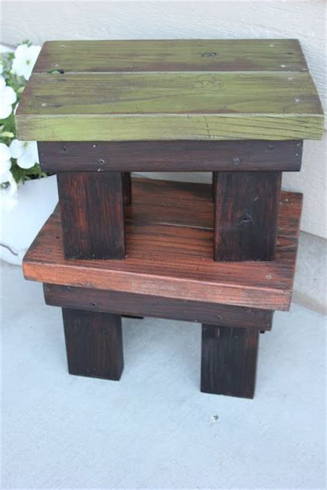 2x wooden step bar stool wood ladders home shop bar how to build a stool out of 2x4 woodworking projects plans