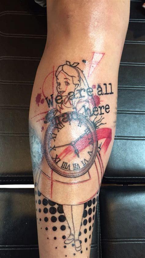are tattoos trashy trash polka in trash polka