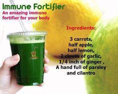 Immune System Detox Juice by Endometriosis Diet On Endometriosis Gluten