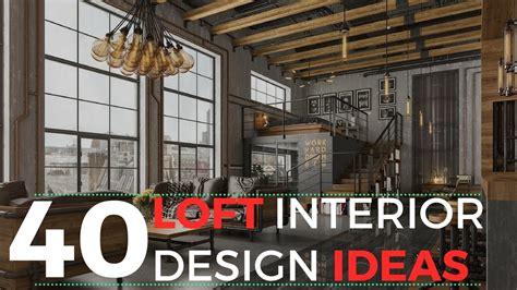 home interior design loft ideas decobizz com 40 loft interior design ideas that will blow your mind