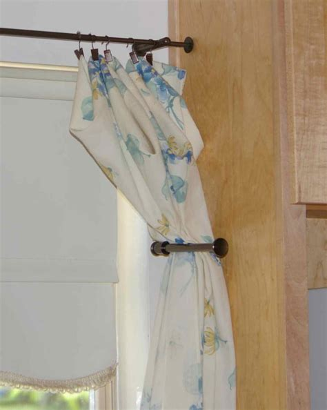 vorhang gestell curtains holder decorate the house with beautiful curtains