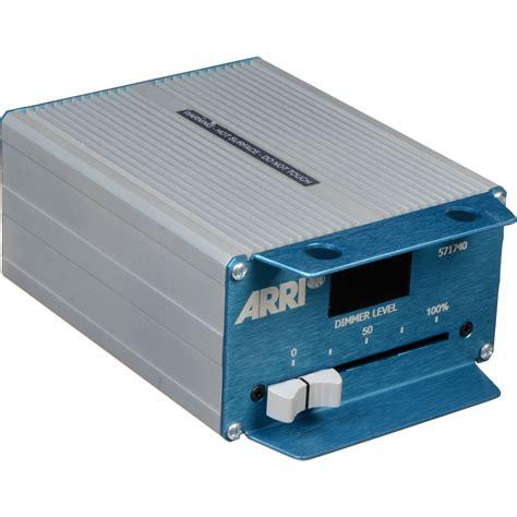 arri digital arri digital dimmer 1800 watts 90 130vac l2 0005258 b h