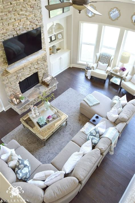 living room tour 25 best ideas about family room sectional on neutral sofa inspiration neutral