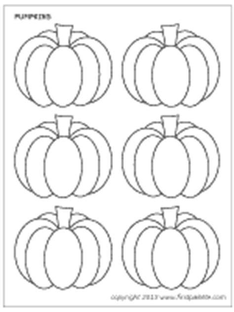multiple pumpkin coloring pages pumpkins printable templates coloring pages