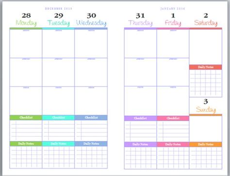 17 best images about discbound arc planner on pinterest