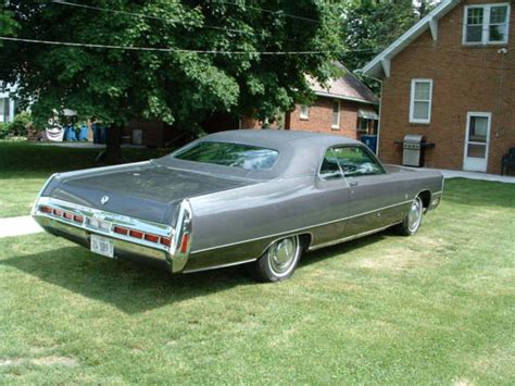 1970 Chrysler Imperial For Sale by 1970 Chrysler Imperial Barn Find 22 000 Stored