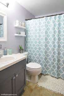 Apartment Bathroom Ideas Pinterest by Best 25 Guest Bathroom Decorating Ideas On Pinterest