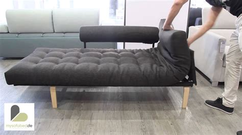 Kleine Schlafcouch by Rollo Wood Schlafsofa Dauerschl 228 Fer Innovation