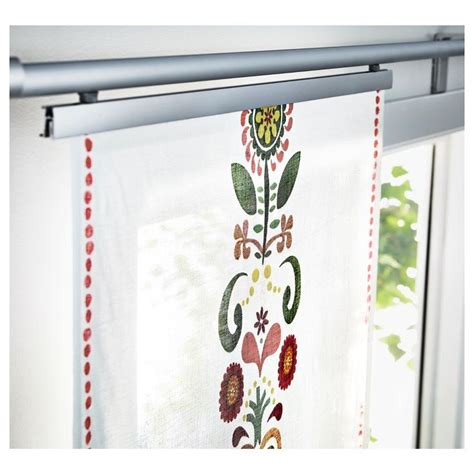 floral curtains ikea 17 best images about pretty window treatment on pinterest