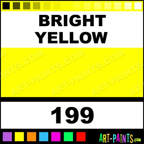 bright yellow paint bright yellow decorative fabric textile paints 199