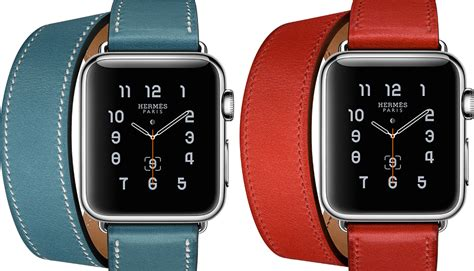 Apple Hermes 38mm Bleu Jean Leather Tour apple introduces the new apple herm 232 s collection