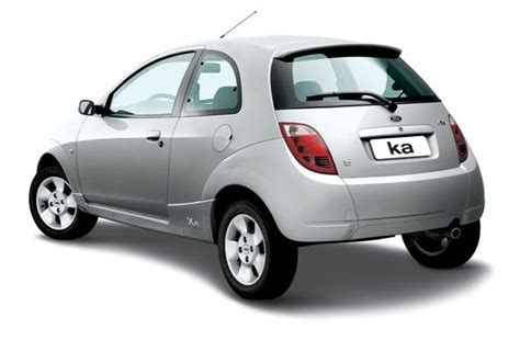 Kã Ndigen Brief Dispatches Do Brasil A Brief History Of The Ford Ka The About Cars