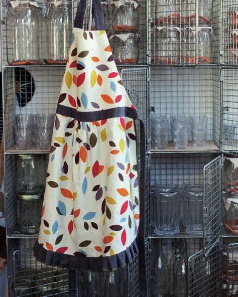 best apron pattern ever naaien stikken keukenschort gratis naaipatroon