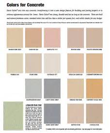 davis colors davis concrete color chart sted concrete vancouver