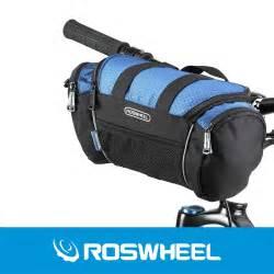 Bicycle Bag 2 colors roswheel utility bicycle bags 5l bike handlebar