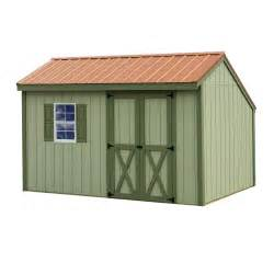 barns easton  ft   ft wood storage shed kit