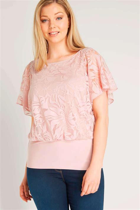 Layer Top 9 layer top in pink originals uk